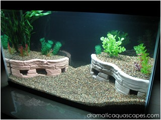 Dramatic Aquascapes Diy Aquarium Decore Stone Terraces